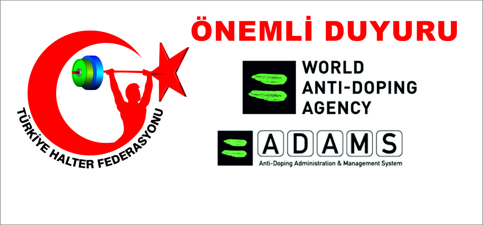 23 Mayıs Çarşamba günü Ankara ilinde IWF Anti-Doping eğitim semineri düzenlenecektir.