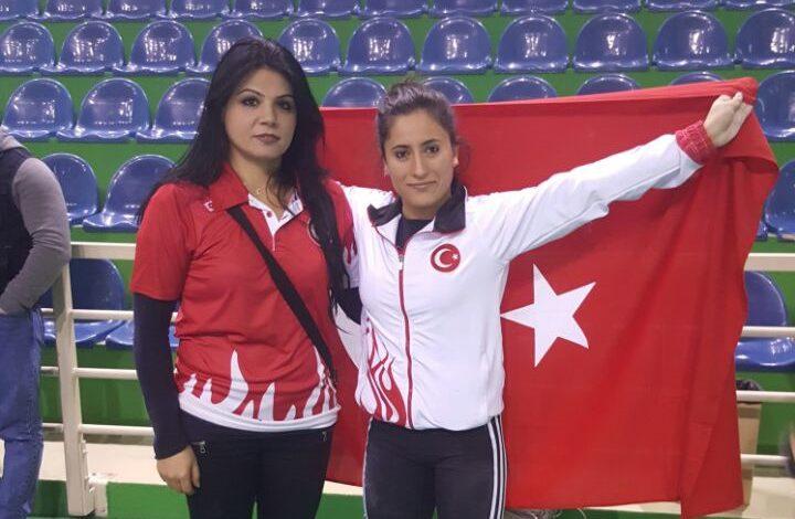 Gamze Karakol'dan, 1 Gümüş Madalya