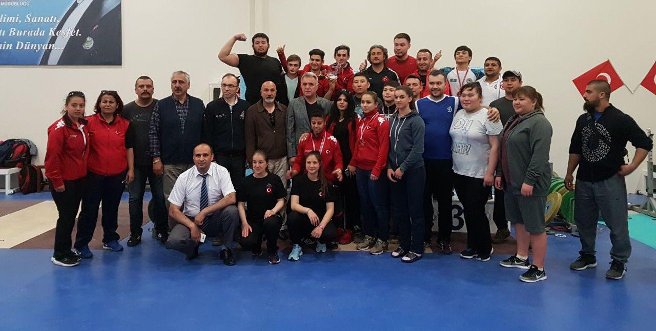 Türkiye – Kasakistan Milli Takımı Dostluk Turnuvası
