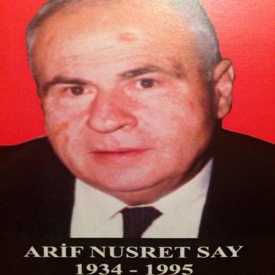Arif Nusret SAY