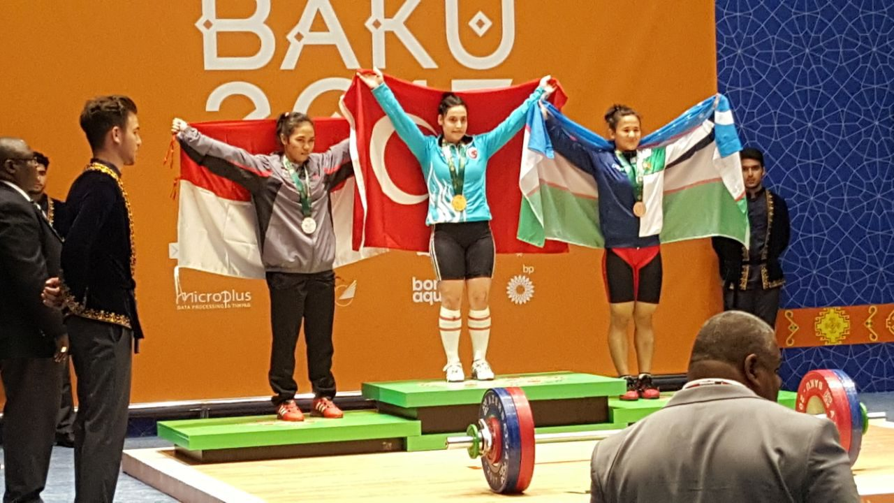 Sümeyye Kentli , Bakü 2017 İslam Oyunlarında Altın Madalya Kazandı.