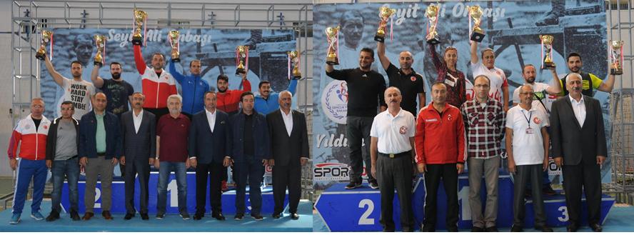 Seyit Ali Onbaşı Yıldızlar Kulüpler Türkiye Şampiyonasında Erkekler Kategorisi Şampiyonu Ankara Aski , Bayanlar Kategorisi Şampiyonu İstanbul Arnavutköy Belediyesi oldu.