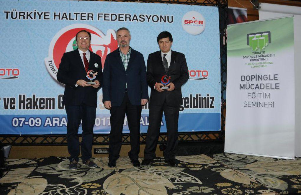 Antrenör Ve Hakem Gelişim Semineri Antalya'da Sona Erdi.