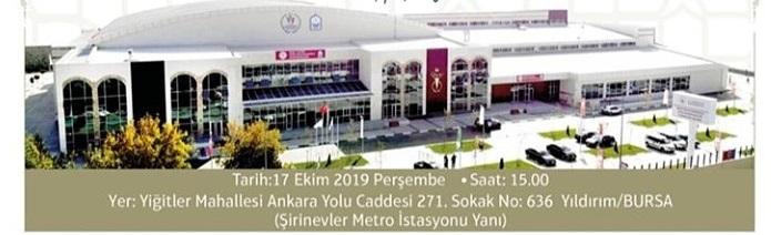 Naim Süleymanoğlu Spor Kompleksi hizmete giriyor.