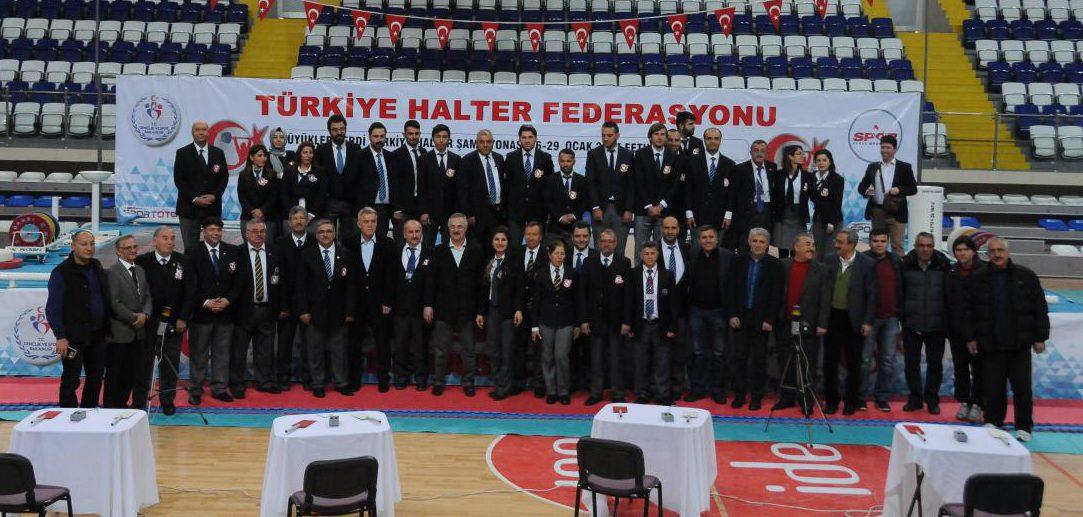 2019-2020 Eğitim ve Öğretim Yılı Halter Yıldızlar Türkiye Birinciliği Yarışma Açıklamaları