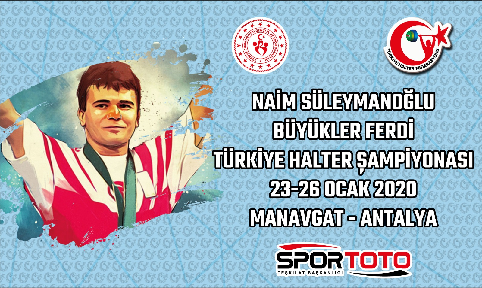 Naim Süleymanoğlu Büyükler Ferdi Türkiye Şampiyonası
