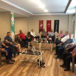 Teknik Kurul Konya'da Toplandı