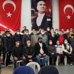 Ankara Atatürk Spor Salonun'da 10 gün sürecek 3. Kademe Kıdemli Antrenör Yetiştirme kursu başladı.