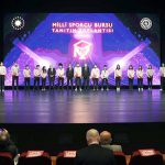 Milli Sporcu Bursu Tanıtım Toplantısı