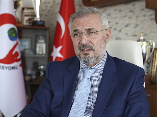 Halter Federasyonu Başkanı Tamer Taşpınar: Çok şükür 3 kota hedefimize ulaştık