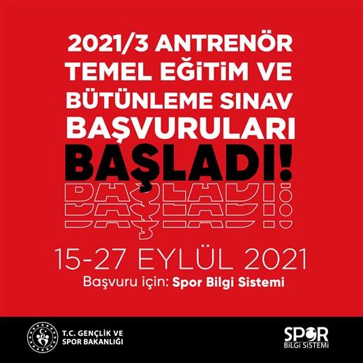 2021/3 dönemi sınav tarihi olan 12 Aralık 2021 günü tüm adayların sınavları gerçekleştirilecektir.